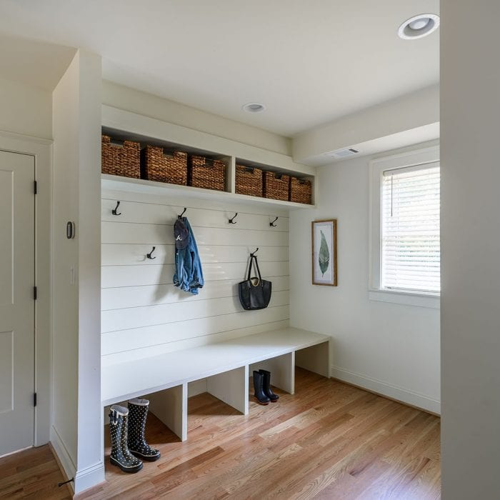 Entryway designed by Alexis Taylor Interiors