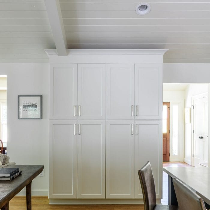 Pantry designed by Alexis Taylor Interiors