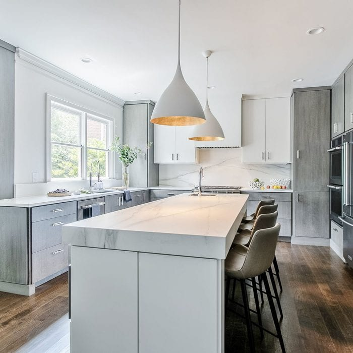 Kitchen designed by Alexis Taylor Interiors