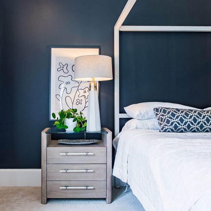 Price Master Bedroom designed by Alexis Taylor Interiors