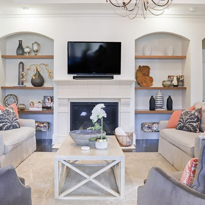 Robinson Living designed by Alexis Taylor Interiors